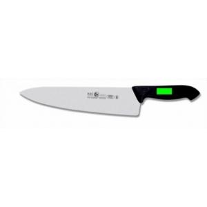 """Нож поварской 250/395 мм """"Шеф"""" зеленый HoReCa Icel"""