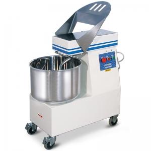 Тестомес 81 л (55 кг) MAC.PAN MX70/2V для замеса дрожжевого теста