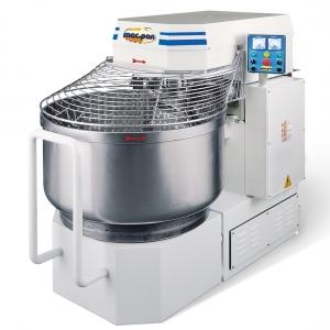 Тестомес 142 л (80 кг) MAC.PAN MSPA80 двухмоторный