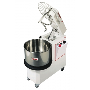 Тестомес 33 л (25 кг) PIZZA GROUP IR33 VS для замеса дрожжевого теста