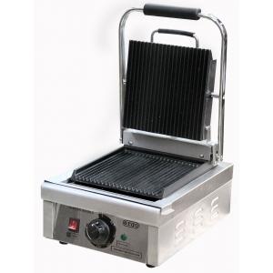 Пресс-гриль 1-но секционный ERGO VEG-881A 310х440х270 мм