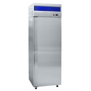 Шкаф холодильный 700 л. Abat ШХс-0,7-03 нерж. (нижний агрегат)