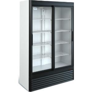 Шкаф холодильный 850 л. Марихолодмаш ШХ-0,80С купе (статика)