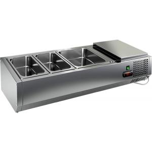 Витрина холодильная HICOLD VRTO 1000