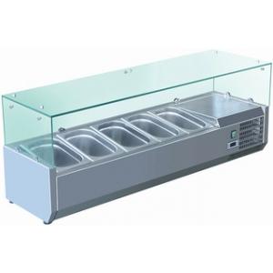 Витрина холодильная GASTRORAG VRX 1200/330 от 2 до 8 °С