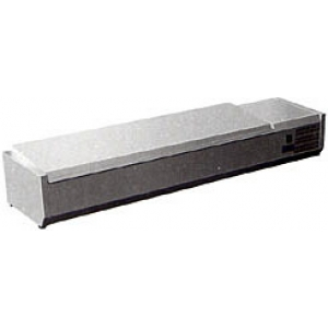 Витрина холодильная GASTRORAG VRX 1600/330 s/s от 2 до 8 °С