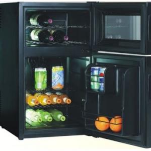 Шкаф холодильный с винной секцией GASTRORAG BCWH-68 от 3 до 18 °C