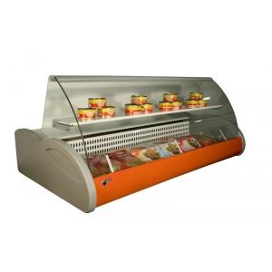Витрина холодильная Carboma A87 SV 1,5-1 (ВХСн-1,5 Арго)