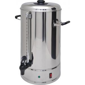 Кипятильник-кофеварочная машина 10 л. GASTRORAG DK-CP-10A настольный, автономный нерж.сталь 340х340х490 мм