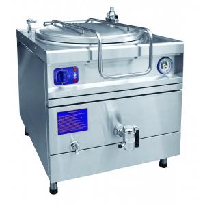 Котел пищеварочный 100 л Abat КПЭМ-100/9 Т стационарный без миксера 840х1000х1030 мм (серия 900)