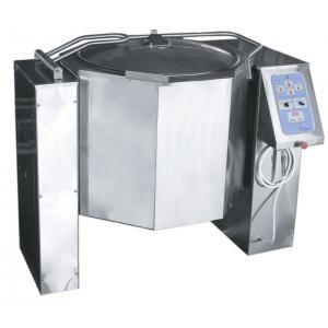 Котел пищеварочный 205 л Abat КПЭМ-250 О опрокид. с автомат. приводом 1460х1025х1750 мм