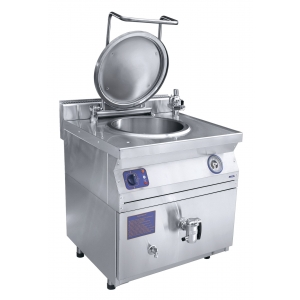 Котел пищеварочный  60 л Abat КПЭМ-60/9 Т стационарный без миксера 640х1000х1030 мм (серия 900)