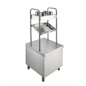 Прилавок для подносов и столовых приборов Rada ПП-2-6/7СХН