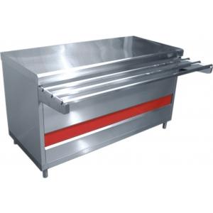 Прилавок для горячих напитков Aста ПГН-70КМ-02 1120х1030х870 мм