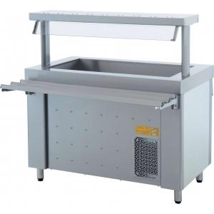 Охлаждаемый стол Белла-Нота-2005 1200х1020х1300 мм
