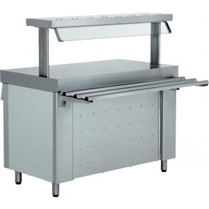 Нейтральный стол Белла-Нота-2005 1200х1020х870 мм