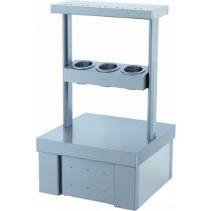 Прилавок для столовых приборов Белла-Нота-2005 700х700х1360 мм