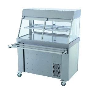 Витрина холодильная Белла-Нота-2005 1200х1020х1500 мм