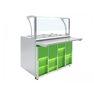 Мармит вторых блюд Luxstahl МВП (С)-1200 Premium Neon