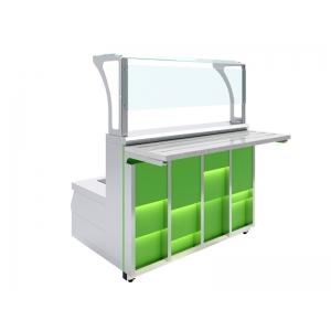 Мармит первых блюд Luxstahl МПИ (С)-1200 Premium Neon