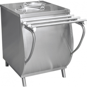 Прилавок для подогрева тарелок Премьер ПТЭ-70Т-80 630х1025х880 мм