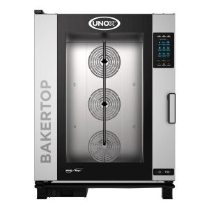 Пароконвектомат UNOX XEBC-10EU-E1R