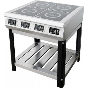 Плита индукционная Grill Master Ф4ИП/800 на подставке