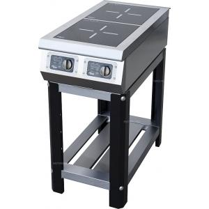 Плита индукционная Grill Master Ф2ИП/800 на подставке