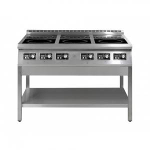 Плита индукционная Luxstahl ПИ-6-912