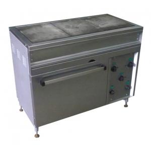Плита электрическая 3-х конфорочная Гомельторгмаш ПЭМ 3-010