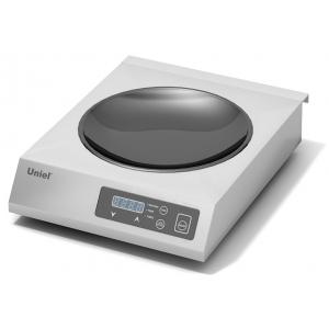 Плита индукционная UN-3,5KC-1 настольная ВОК 340х430х130 мм