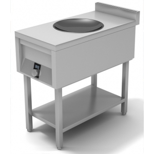 Плита индукционная 1-на конфорочная ИПВ-120114 ВОК 400х760х400 мм