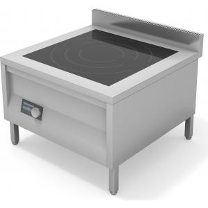 Плита индукционная 1-на конфорочная ИПП-160124 плоская 600х760х650 мм