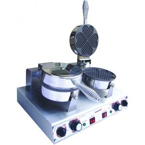 Вафельница GASTRORAG ZU-HFL-02 двухсекционая 500x430x250 мм
