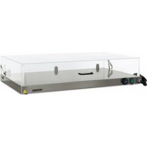 Тепловая витрина Metalcarrelli 9050 500x1000x55 мм