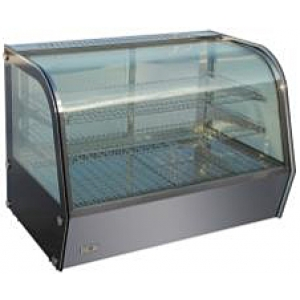 Тепловая витрина 120 л GASTRORAG HTH120 678х568х670 мм +30...+90 С