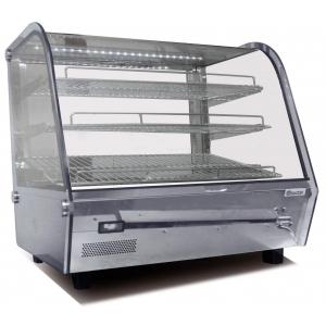Тепловая витрина 160 л Convito RTR-160L 857х568х670 мм