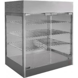 Тепловая витрина 80 л СИКОМ ВН-1.30К 520х400х610 мм для кур-гриль