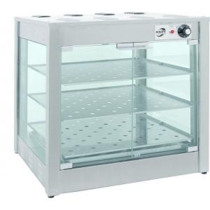 Тепловая витрина 75 л СИКОМ ВН-4.3 590х540х600 мм
