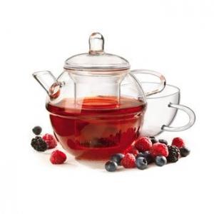 Набор чайник 0,7 л. + чашка 390 мл.