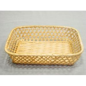 Корзина для хлеба прямоуг. 23х17х4 см. белая