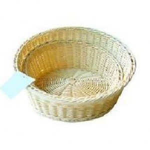 Корзина для хлеба круглая 31х12/5 см. полипропилен
