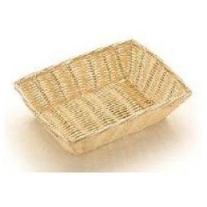 Корзина для хлеба прямоуг. 23х15х6,5 см. полипропилен