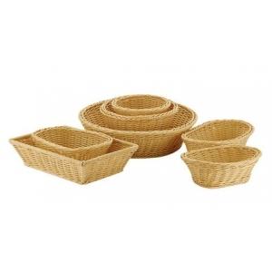 Корзина для хлеба прямоуг. 32,5х26,5 см. (GN 1/2) полиротанг APS