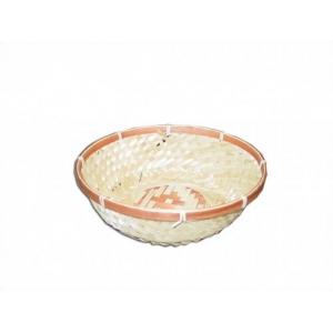 Корзина для хлеба овальная 19х16х6 см.