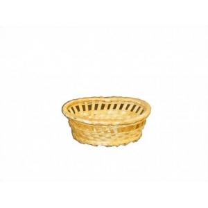 Корзина для хлеба овальная 13х10х4 см.