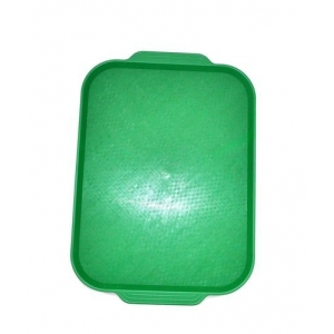 Поднос 45*35,5см. зеленый (119)