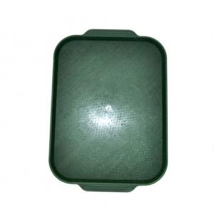 Поднос 45*35,5см. темно-зеленый (414)