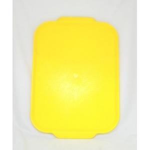 Поднос 45*35,5см. желтый (108)