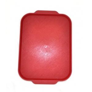Поднос 45*35,5см. вишневый (505)